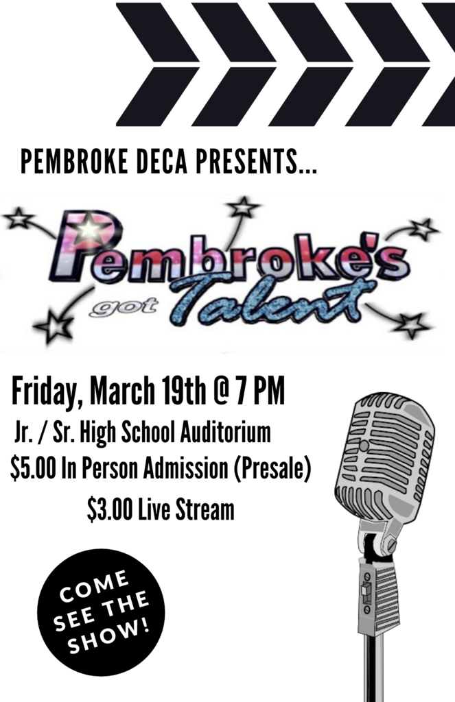 Pembroke's Got Talent